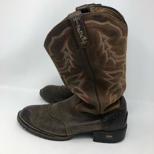 Tony Lama Shoes - Tony Lama Sierra Badlands Waterproof TLX Work Boot